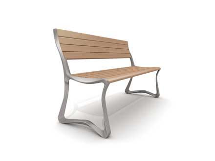 Square Bench │ YB-254