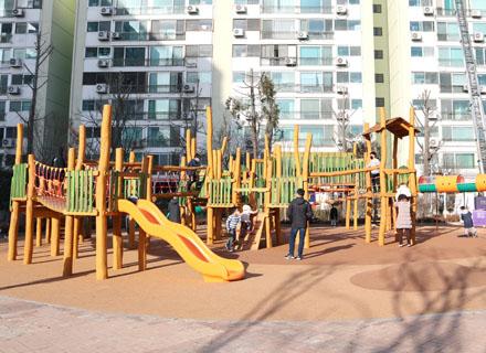 창의어린이놀이터-무지개어린이공원